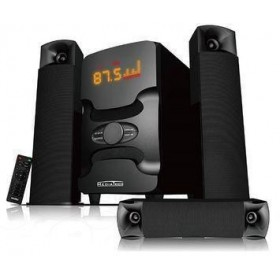 Media Tech MT608 BLUETOOTH/USB/SD/KARAOKE 3.1 Subwoofer, Black