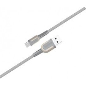 PORODO PD-GC-33T TYPE C TO USB CABLE, SILVER