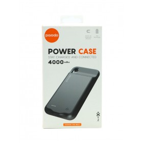 Porodo PD-XRBC-BK Power Case 4000mAh for iPhone Xr