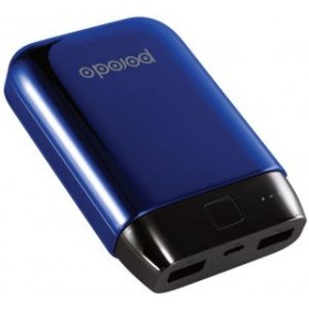 Porodo PD-1006A Fashion Series Power Bank  10000 mAh, BLUE