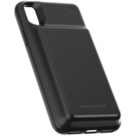 RAVPOWER RP-PB120-BK WIRELESS BATTERY CASE 3200MAH IPHONE X BLACK