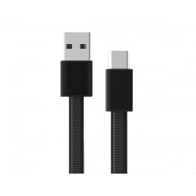 PRODA PD-B03A USB TO TYPE C CABLE 1.2M, BLACK