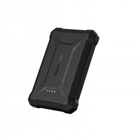 RAVPOWER RP-PB096 WATER PROOF POWER BANK 10050MAH, BLACK