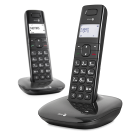 Doro Comfort 1010 duo CORDLESS PHONE WITH SPEAKERPHONE