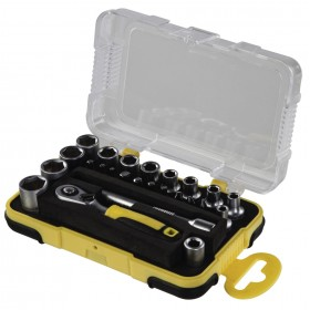 Hama 00136660 Socket Tool Set, 25 pieces