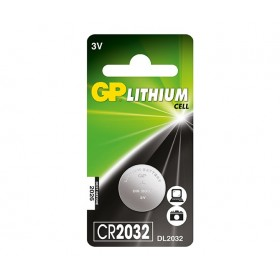 GP CR2032 3V Lithuim Battery