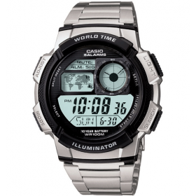 Casio AE-1000WD-1AVDF+K Youth Digital Multi-Color Dial Men Watch