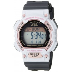 Casio STL-S300H-4A Women Solar Runner Sport Watch, STL-S300H-4ACF