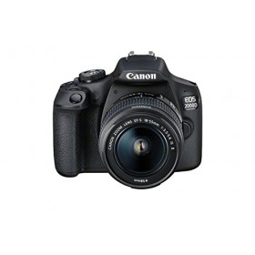 CANON EOS2000D DSLR CAMERA 18-55MM IS 24.1MP