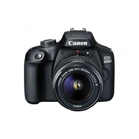 CANON EOS4000D DSLR CAMERA 18-55MM IS 18MP