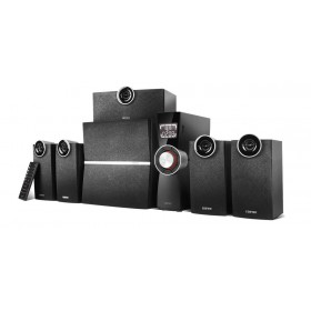 Edifier C6XD 5.1 Multimedia Speaker System With an External Independent Amplifier
