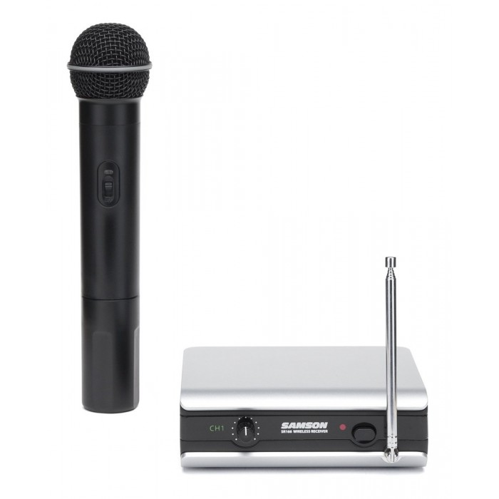 buy from radioshack online in egypt samson stage v166 vhf wireless handheld microphone system. Black Bedroom Furniture Sets. Home Design Ideas