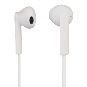 Hama 00137406 MOOD Headset/Mic, White