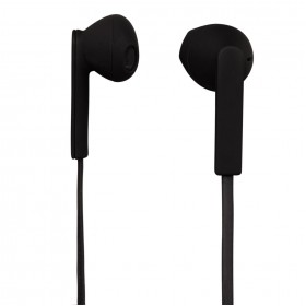 Hama 00137411  MOOD Headset/Mic, Black