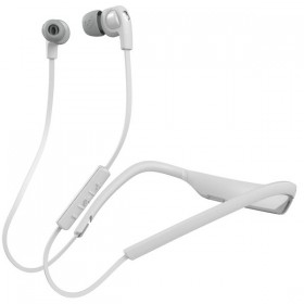 SKULLCANDY S2PGHW-177 SMOKIN BUDS 2 WIRELESS, WHITE/CHROME
