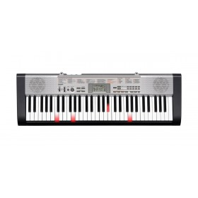 CASIO LK-130 KEYBOARD 61 KEYS + ADAPTER