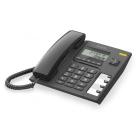 ALCATEL T56 PHONE WITH CALLER ID, BLACK