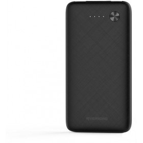 RIVERSONG PB30 HORIZON10 POWER BANK 10000MAH FAST CHARGING, BLACK