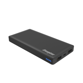 ENERGIZER UE10033 MAX POWER BANK 10000MAH, BLACK