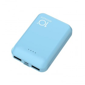 ZENTALITY P004 POWER BANK 10000 MAH, BLUE