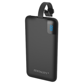 ZENTALITY P29 POWER BANK FAST QC 25000 MAH, BLACK