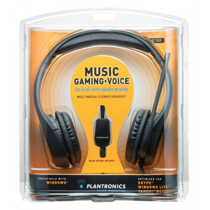 f0a3c13ece5 Buy From Radioshack online in Egypt PLANTRONICS AUDIO 355 MULTIMEDIA ...