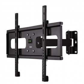 Hama 00108779 FULLMOTION TV Wall Bracket,1star, from 81 cm to 127 cm (32 Inch TO 50 Inch), black