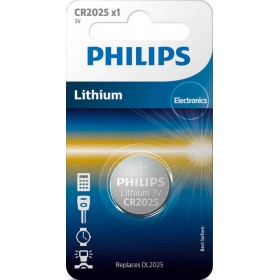 Philips CR2025/01B Minicells Battery CR2025 Lithium