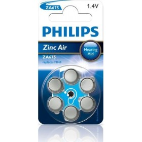 Philips ZA675B6A/10 Minicells Battery ZA675B6A Zinc-air