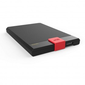 SILICON POWER SP020TBPHDD3SS3K HD 2TB USB 3.1, BLACK