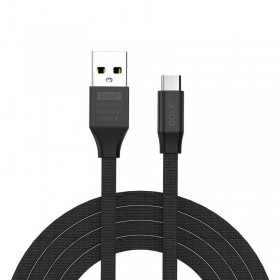 GOLF GC-55M Android CABLE 1M, BLACK