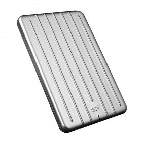 SILICON POWER SP020TBPHDA75S3S HD 2TB USB 3.1 ARMOR A75 TYPE-C, METAL