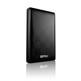 SILICON POWER SP010TBPHDD03S3K HD 1TB USB 3.1 DIAMOND D03, BLACK