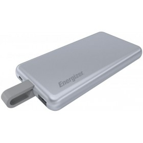 Energizer UE8002 Ultimate Power Bank 8000 mAh, Grey