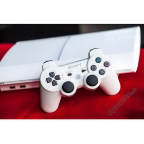 SONY PS3 500GB WHITE+DS3