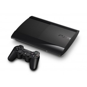 SONY PS3 500GB BLACK