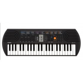 CASIO KEYBOARD SA-77 44 MINI-SIZE KEYS+ADPTOR