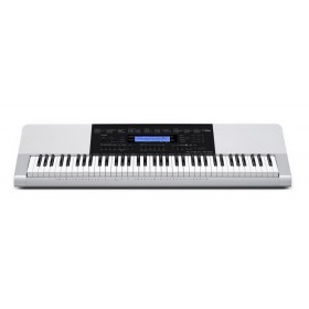 CASIO KEYBOARD WK-220 76 piano-style keyboard+ADPTOR