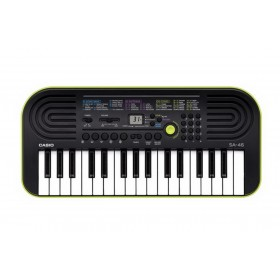 CASIO KEYBOARD 32 mini-size keys SA-46+ADPTOR