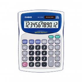 آله حاسبه عمليه (CASIO WD-220MS PRACTICAL CALCULATOR)