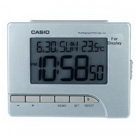 CASIO DIGITAL CLOCK DQ-747 THERMO. LIGHT