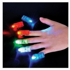 كشاف للأصابع  ( FINGERTIP FLASHLIGHTS )