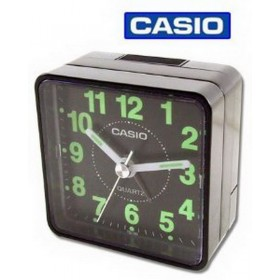 CASIO ALALOGE CLOCK  TQ-140