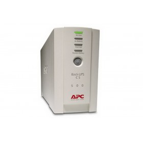 APC BACK-UPS CS 500VA 230V USB/SERIAL (BK500EI)