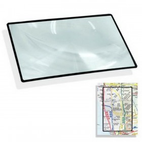 Carson DM-11 2x Full Page Magnifier MagniSheet