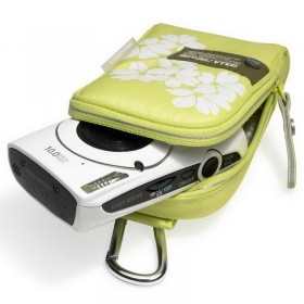 Golla Hollis lime green CAMERA CASE