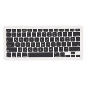 iLuv ICC1213BLK Silicon Keyboard Cover for MacBook - Black