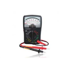 RadioShack® 19-Range Analog Multimeter