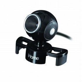 iHome MyLife Webcam Pro - Black (IH-W350DB)