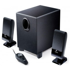 Edifier M1350 2.1 Speaker System with Wired Remote